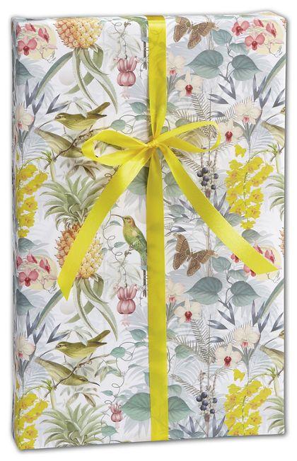 "Rainforest Gift Wrap, 30"" x 417'"
