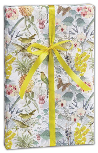 "Rainforest Gift Wrap, 30"" x 208'"