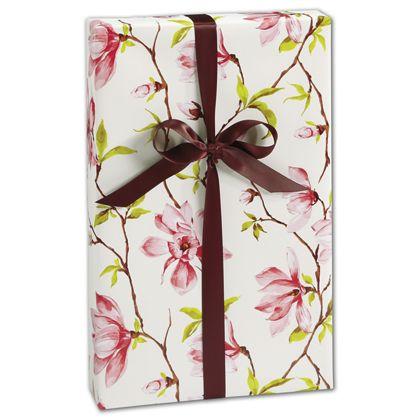 """Magnolia Gift Wrap, 30"""" x 417'"""