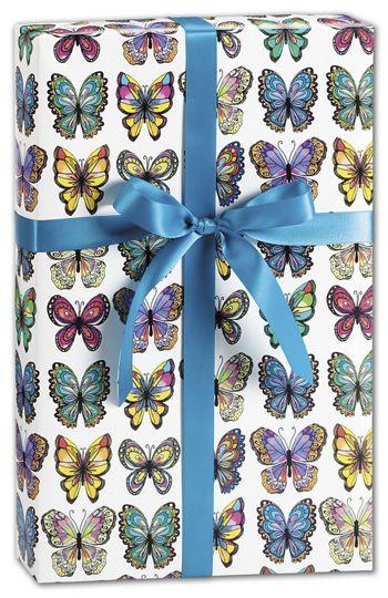 Flutter Gift Wrap, 30