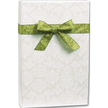 Pearl Damask Gift Wrap, 30