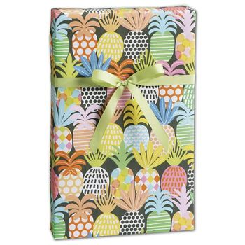 Pineapple Pop Gift Wrap, 30