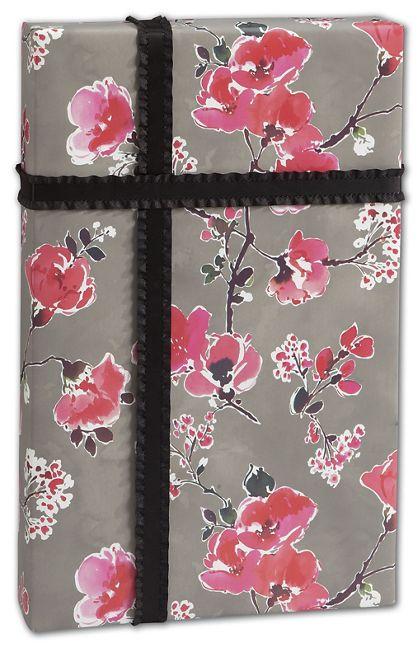"Blossom Gift Wrap, 30"" x 208'"