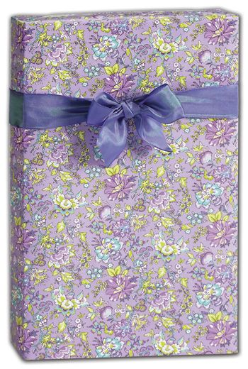 Lavender Fields Gift Wrap, 30