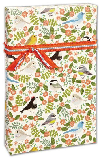 Birdie Gift Wrap, 24