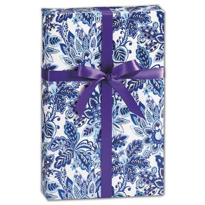 "Azul Paradise Gift Wrap, 30"" x 417'"
