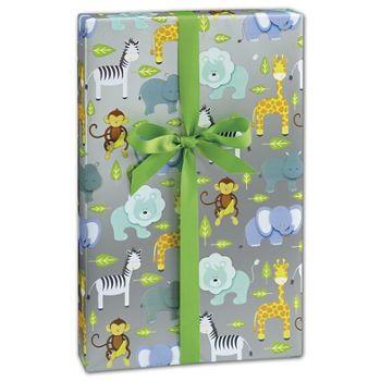 Zoo Gift Wrap, 30