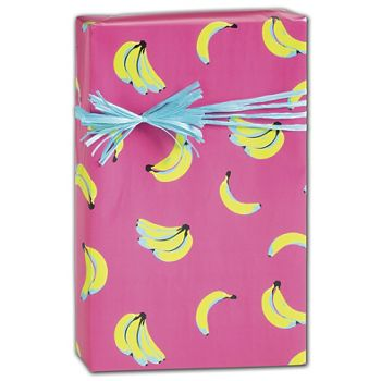 Going Bananas Gift Wrap, 30