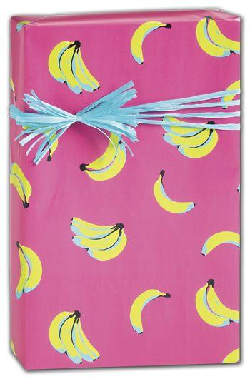 Going Bananas Gift Wrap, 30