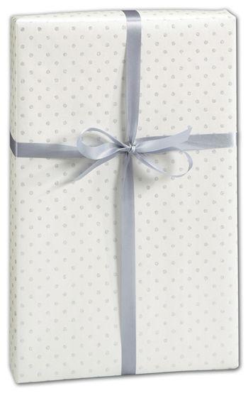 Glitter Dot Gift Wrap, 30