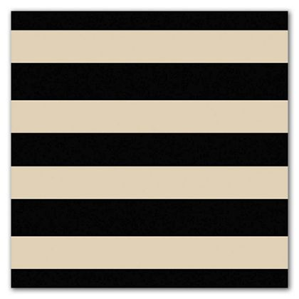 "Black Gold Stripe Gift Wrap, 30"" x 208'"