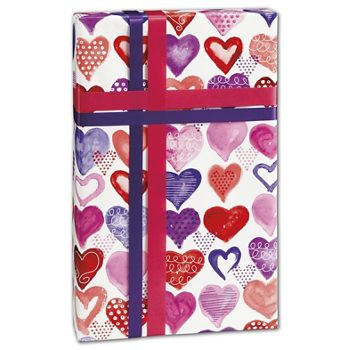 "Lovely Lovely Gift Wrap, 30"" x 417'"