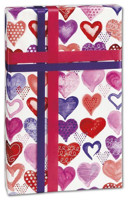 """Lovely Lovely Gift Wrap, 30"""" x 417'"""