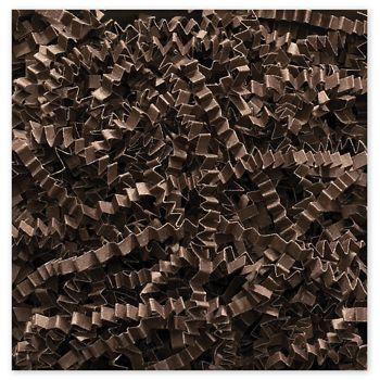 Chocolate Crinkle Cut Fill, 40 lb Box