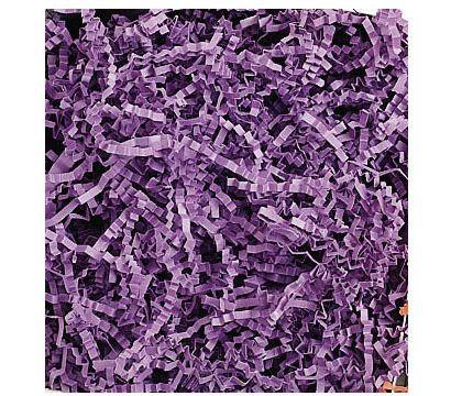 Lavender Crinkle Cut Fill, 40 lb Box