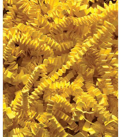 Yellow Crinkle Cut Fill, 40 lb Box