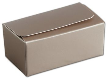 Champagne 2-Truffle Confectionery Boxes