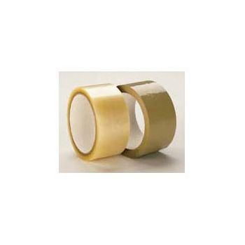 Tan Carton Sealing Tape, 1.7 Mil, 2