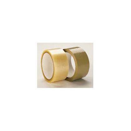 """Tan Carton Sealing Tape, 1.7 Mil, 2"""" x 110 Yds"""