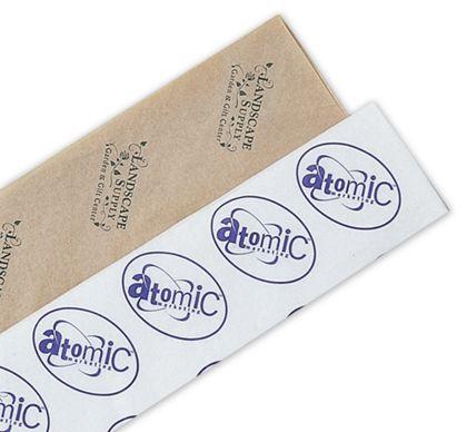 """Kraft or White Custom Printed Tissue Paper, 20 x 30"""""""