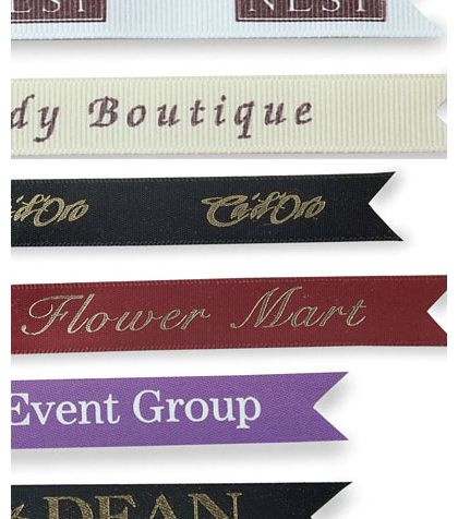 "Hot Stamp Dyna Satin Ribbon, 5/8"" x 100 Yds"