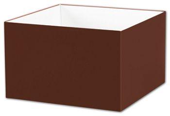 Chocolate Gift Box Bases, 8 x 8 x 5