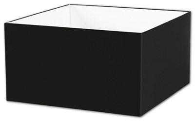 Black Gift Box Bases 10 x 10 x 5 1/2  sc 1 st  Bags u0026 Bows & Gift Boxes: Wholesale Retail Gift Boxes - Bags u0026 Bows