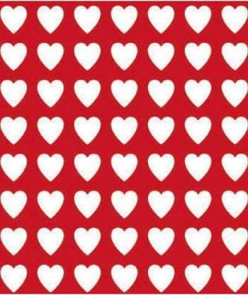 Valentines Gift Wrap, 24