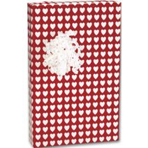 """Valentines Jeweler's Roll Gift Wrap, 7 3/8"""" x 100'"""