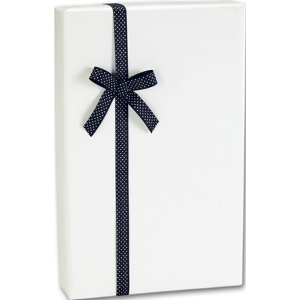 "Ultra White Gloss Gift Wrap, 24"" x 100'"