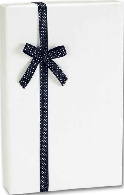 "Ultra White Gloss Jeweler's Roll Gift Wrap, 7 3/8"" x 100'"