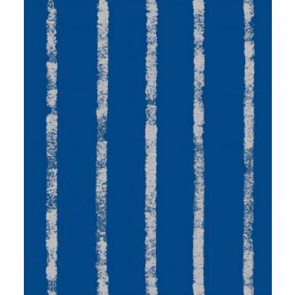 "Silver/Navy/Kraft Gift Wrap, 24"" x 100'"