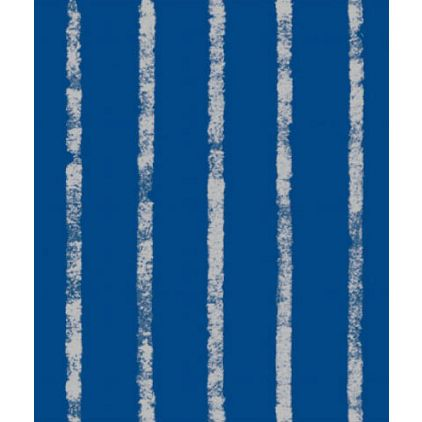 "Silver/Navy/Kraft Gift Wrap, 24"" x 417'"