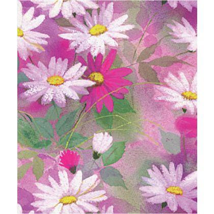 """Daisy Dance Gift Wrap, 24"""" x 100'"""