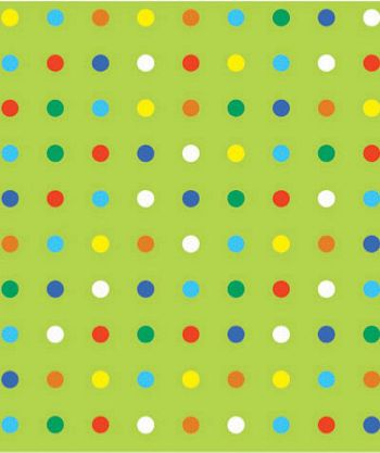 Party Dot Gift Wrap, 24