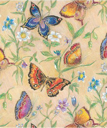 Butterflies Gift Wrap, 24