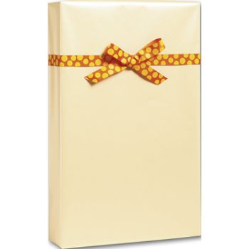 Champagne Pearl Gift Wrap, 24