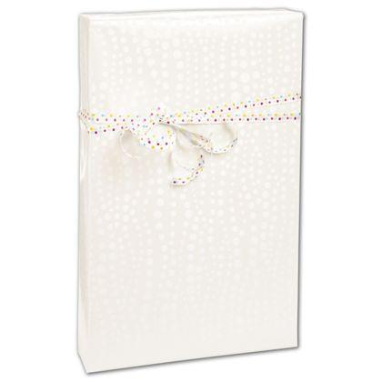 "Champagne Bubbles Gift Wrap, 24"" x 100'"