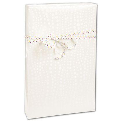 "Champagne Bubbles Gift Wrap, 24"" x 417'"