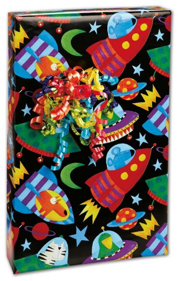 Spacey Gift Wrap, 24