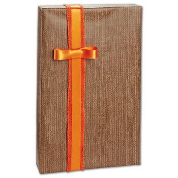 Burlap Gift Wrap, 24