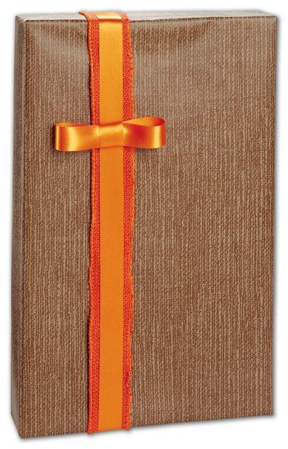 "Burlap Gift Wrap, 24"" x 417'"