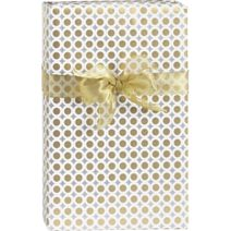"Bullion Gift Wrap, 24"" x 417'"