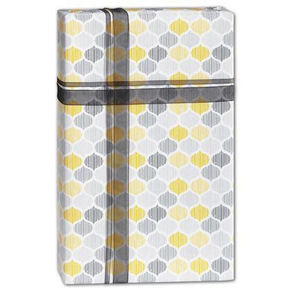 "Tile Gift Wrap, 24"" x 100'"