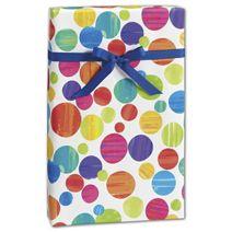 "Planetary Gift Wrap, 24"" x 100'"