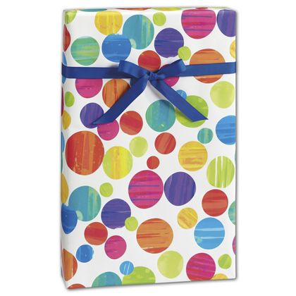 "Planetary Gift Wrap, 24"" x 417'"