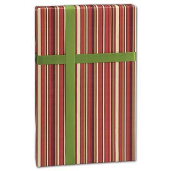 Earth Stripes Gift Wrap, 24
