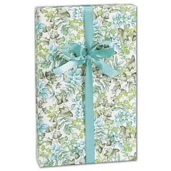 Splash of Spring Gift Wrap, 24