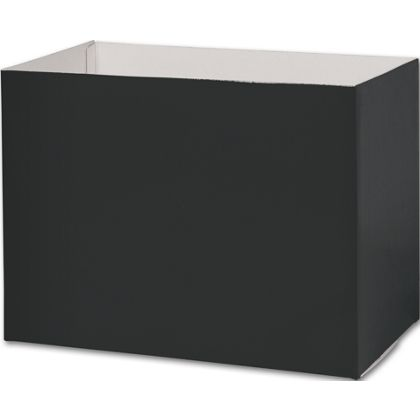 Black Gift Basket Boxes, 10 1/4 x 6 x 7 1/2""