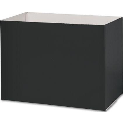 """Black Gift Basket Boxes, 10 1/4 x 6 x 7 1/2"""""""